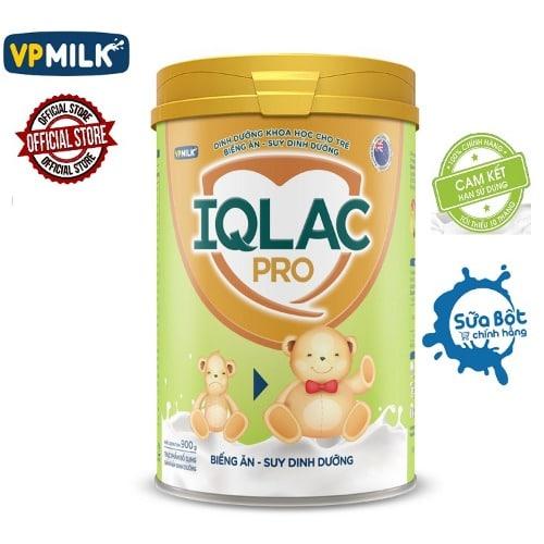 10-sua-IQLac-Pro-bieng-an-suy-dinh-duong-Premium