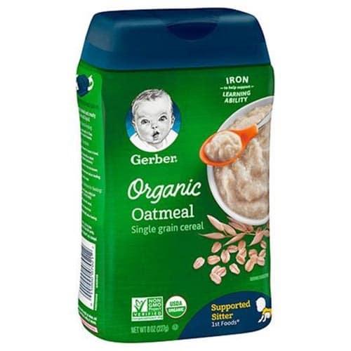 6-6-gerber-organic-single-grain-cereal-oatmeal