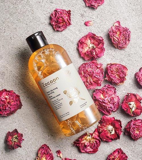 6-4-my-pham-cocoon-rose-micellar-water-nuoc-tay-trang-hoa-hong