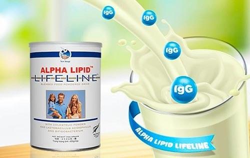 9-1-uong-sua-non-alpha-lipid-co-tang-can-khong